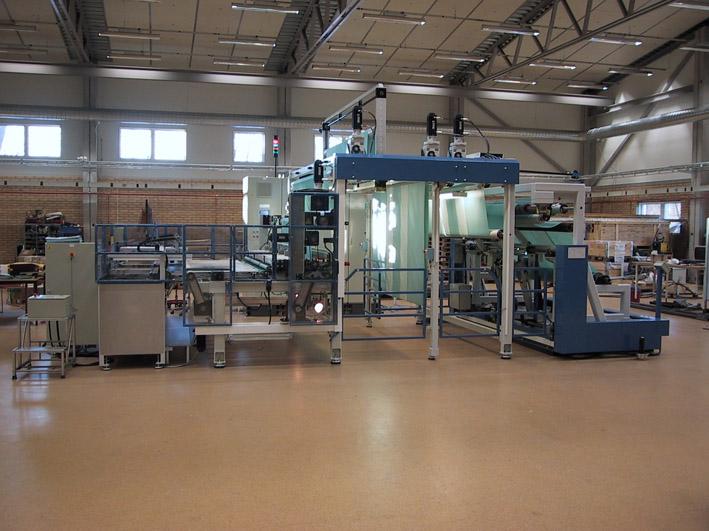 Maskinbyggnad hos HB Mekaniska AB