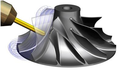 NXCAM Impeller - HB Mekaniska AB